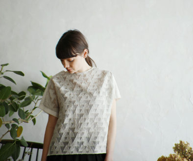 Triangle Jacquard CS