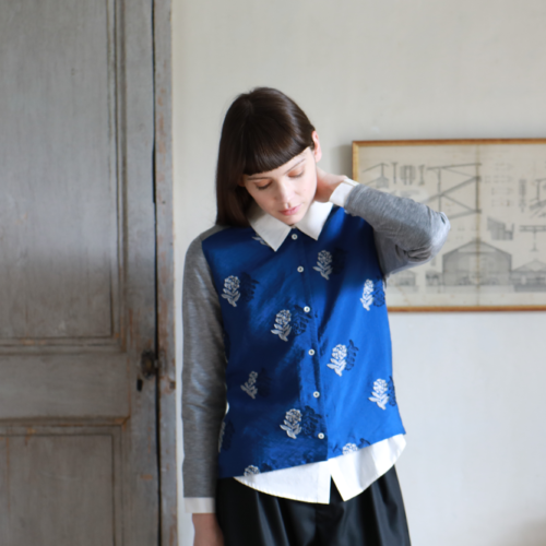 Star Bouquet cardigan