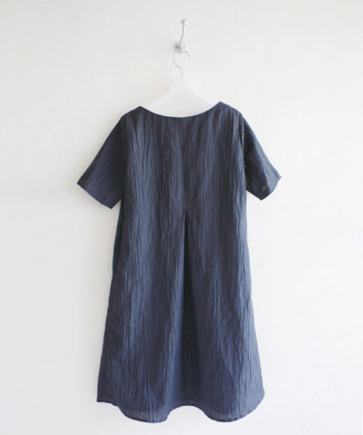Yoryu crape DRESS