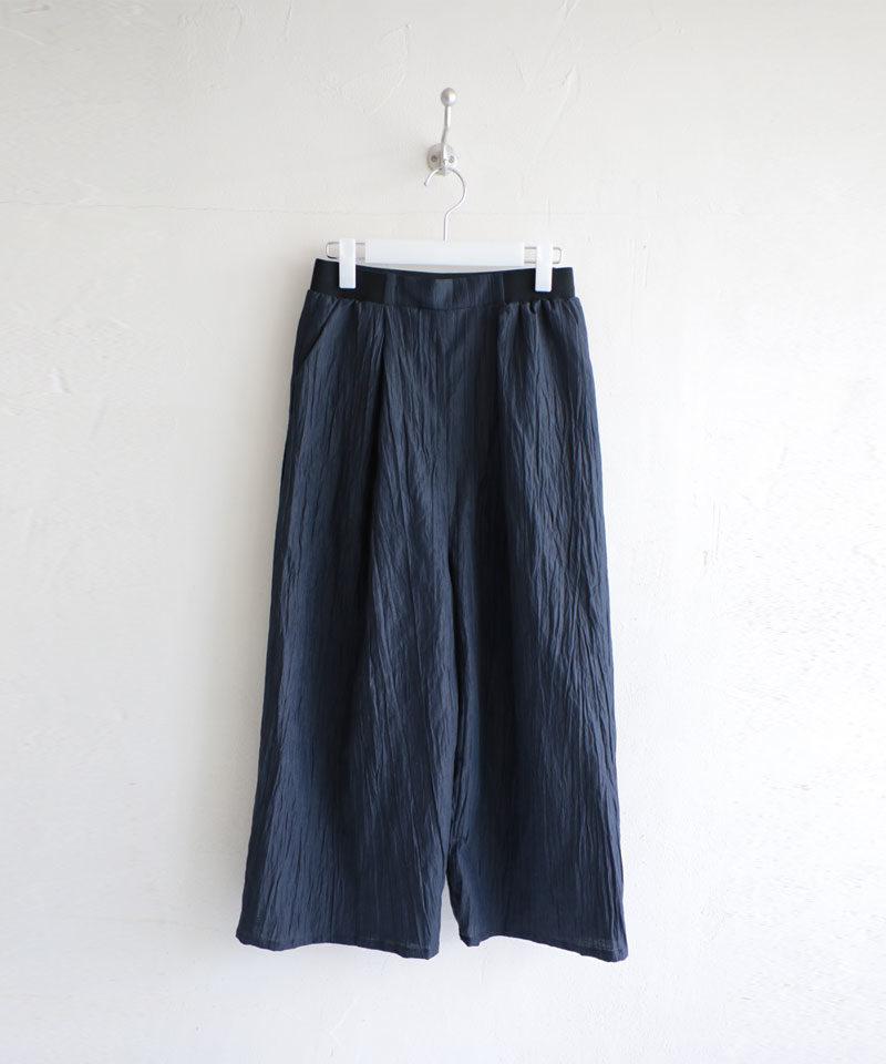 Yoryu crape Pants
