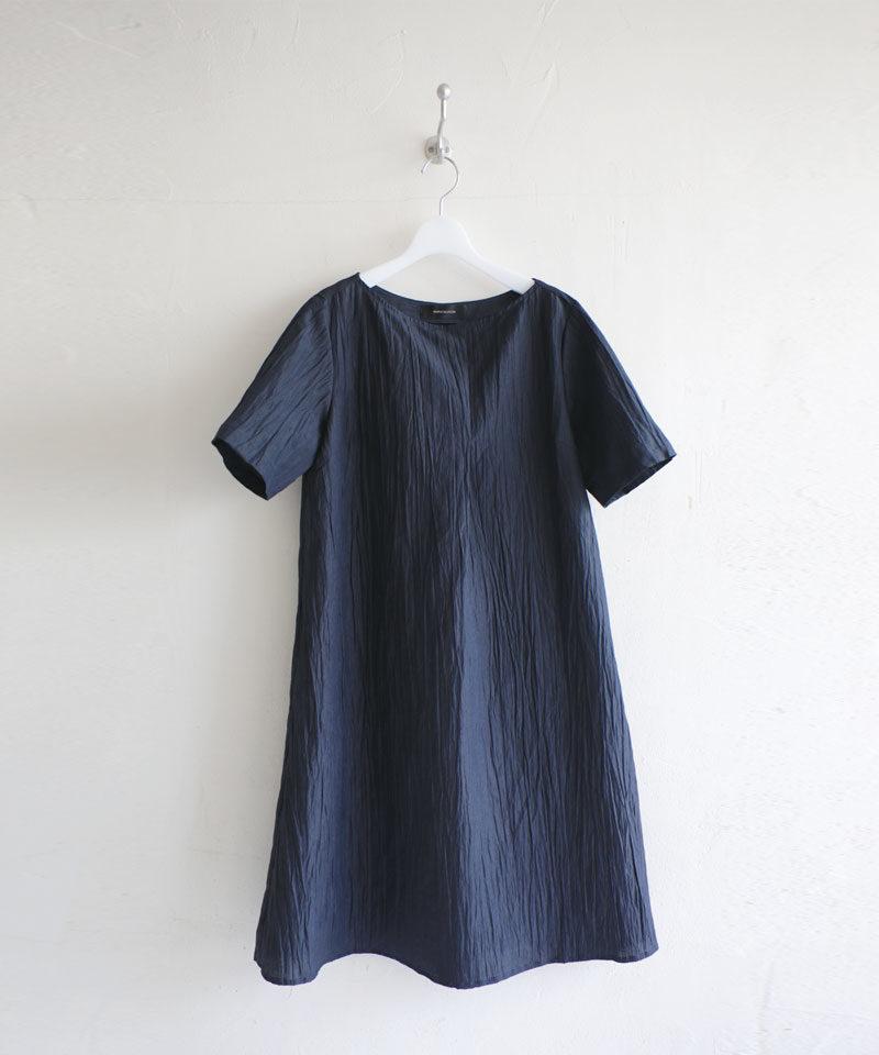 Yoryu crape DRESS