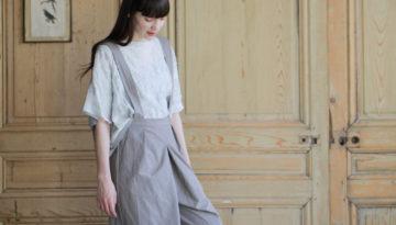 salopette skirt PT