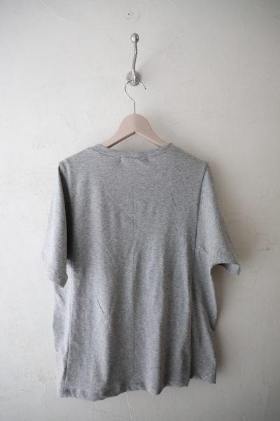 Front Velor tulle t-shirt