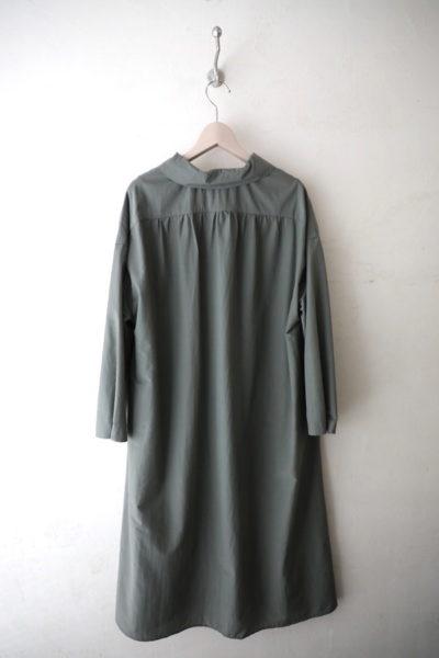 Light paper taffetas Coat dress