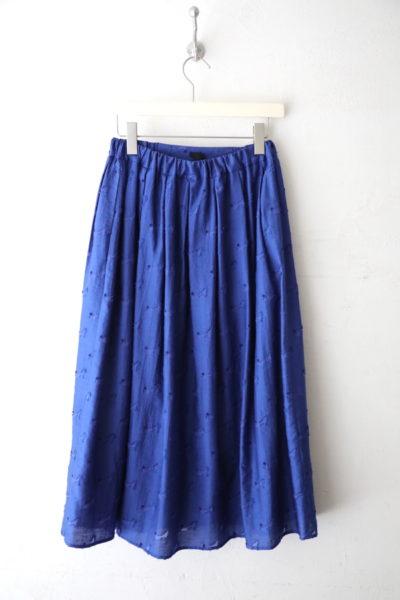 High heel jacquard skirt