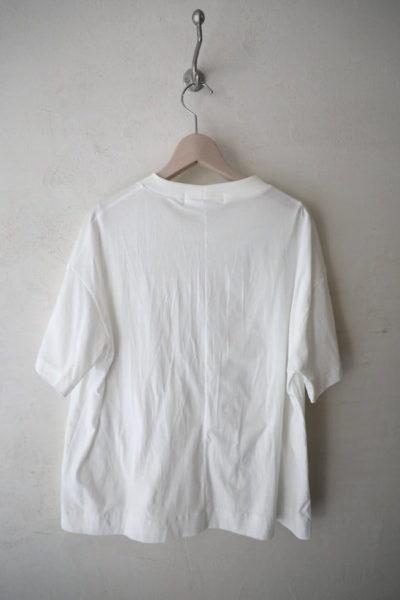 スクウェア ポケットTシャツ