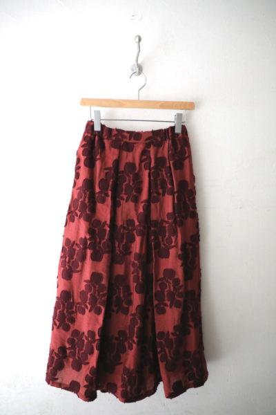 つぼみスカート