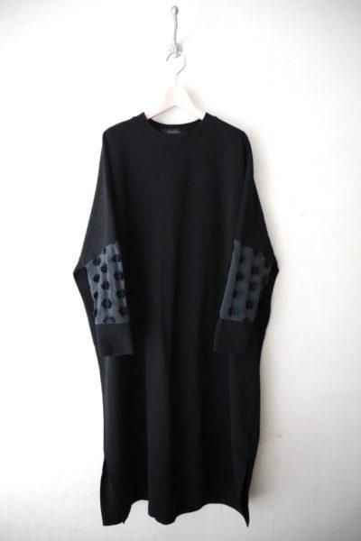 ミラノリブモフドレス